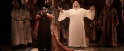 VIDEO: Get A First Look At René Pape In BORIS GODUNOV At The Met Opera