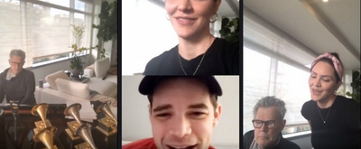 BWW TV:  Watch Katharine McPhee and David Foster Sing With Guest Jeremy Jordan in Instagram Live Concert!