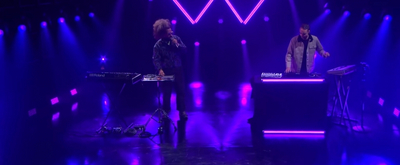 VIDEO: Wajatta Performs 'Don't Let Get You Down' on THE LATE LATE SHOW