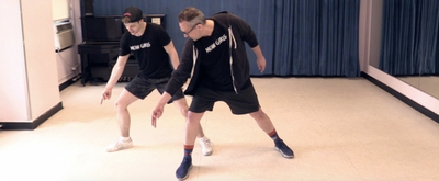 DCDA Rewind: Ben Goes Back to School with Choreography from MEAN GIRLS!