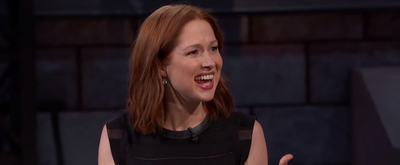 VIDEO: Ellie Kemper Talks About Living in New York on JIMMY KIMMEL LIVE!