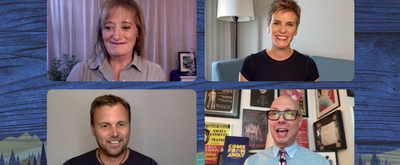 VIDEO: Jenn Colella,Petrina Bromley & Tony LePage Can't Wait to Share COME FROM AWAY With the World