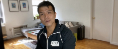 Living Room Concerts: Telly Leung Sings From RENT