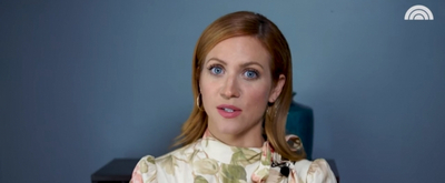 VIDEO: Brittany Snow Talks About Her Dog and her Fiance on TODAY SHOW