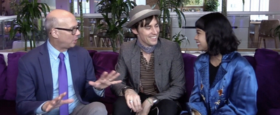 BWW TV: Livin' It Up with HADESTOWN Stars Eva Noblezada & Reeve Carney