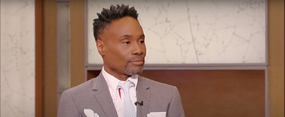 VIDEO: Billy Porter Gives First TV Interview Since Revealing HIV-Positive Diagnosis