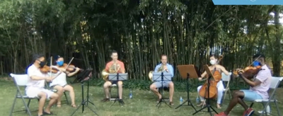 VIDEO: Members of the NSO Perform an Outdoor Concert