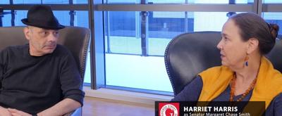 VIDEO: Harriet Harris and Lee Sellars Discuss Joe DiPietro's CONSCIENCE at George Street Playhouse