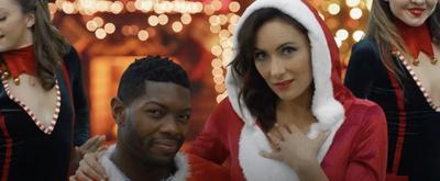 VIDEO: Laura Benanti Teams with Randy Rainbow for 'Man with a Plan' Biden/Christmas Parody!