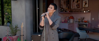 VIDEO: Demi Lovato Debuts Tiny Desk Concert
