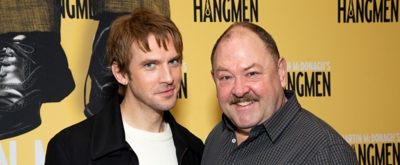 Photo Coverage: Hangin' with the Cast of HANGMEN on Broadway!