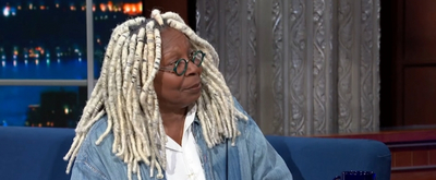 VIDEO: Whoopi Goldberg Talks the Current Political Situation on THE LATE SHOW WITH STEPHEN COLBERT