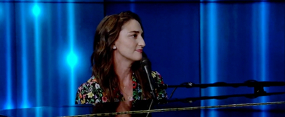 VIDEO: Sara Bareilles Talks About her New Album on LIVE WITH KELLY AND RYAN Video