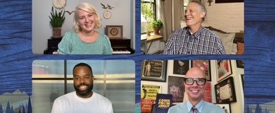VIDEO: Emily Walton, De'Lon Grant & Jim Walton Explain How They Came Together to Put COME FROM AWAY Onscreen
