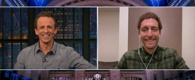 VIDEO: Thomas Middleditch Shares His Past as a 'Theatre Dropout'