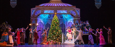 Review: THE NUTCRACKER by Aspen Santa Fe Ballet Welcomes the Holiday Season at The Soraya