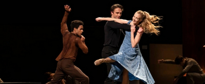 Review: THE CELLIST / DANCES AT A GATHERING, Royal Opera House