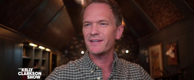 VIDEO: Neil Patrick Harris Talks About His Wedding on THE KELLY CLARKSON SHOW Video