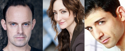 Harry Hadden-Paton, Carmen Cusack, Tony Yazbeck Will Lead FLYING OVER SUNSET At Lincoln Center Theater