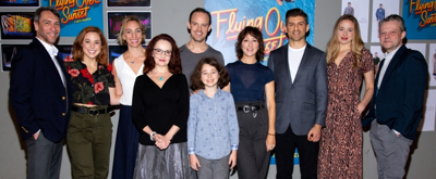 Photo Coverage: Meet the Cast of FLYING OVER SUNSET on Broadway!