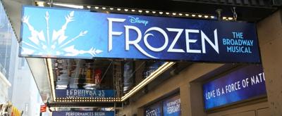 Tickets to Disney's FROZEN Go On Saleat The Eccles TheaterOctober 25