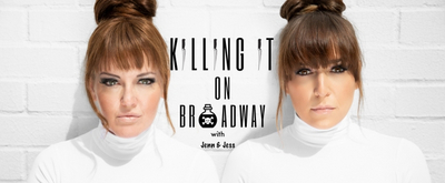 Jennifer Simard and Jessica Vosk Will Join Forces for True Crime Comedy Podcast: KILLING IT ON BROADWAY