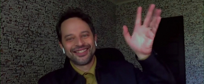 VIDEO: Nick Kroll Talks About Getting Engaged on THE TONIGHT SHOW