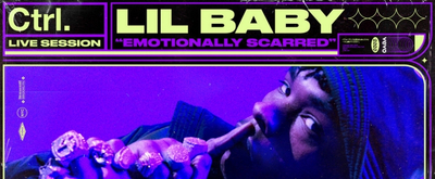 Lil Baby Performs 'Emotionally Scarred' with Vevo