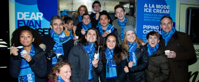 Photo Coverage: DEAR EVAN HANSEN Celebrates Three Years On Broadway!