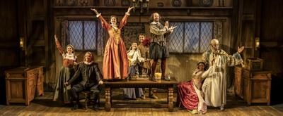 Review: THE UPSTART CROW, Gielgud Theatre