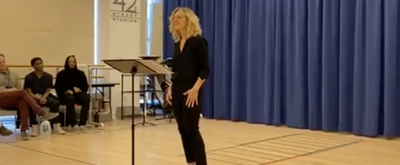 VIDEO: Watch Rachel Bay Jones Sing in Rehearsals for Kennedy Center's NEXT TO NORMAL