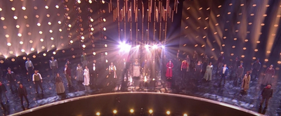 VIDEO: LES MISERABLES, MARY POPPINS, and THE PHANTOM OF THE OPERA Perform on BRITAIN'S GOT TALENT