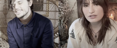 VIDEO: Kathryn Gallagher and Andy Mientus Perform the 'Broadway Witch Version' of Taylor Swift's 'willow'