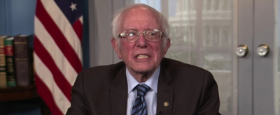 VIDEO: Sen. Bernie Sanders Reacts to His Photograph Becoming a Viral Meme