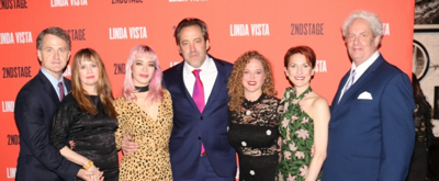 Photo Coverage: LINDA VISTA Company Celebrates Opening Night on Broadway!