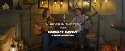 WATCH: Stark Sands and Adrian Blake Enscoe Perform 'Murder in the City' From New Musical SWEPT AWAY