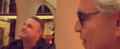 VIDEO: Andrea Bocelli and Joseph Calleja Sing Ed Sheeran's 'Perfect'