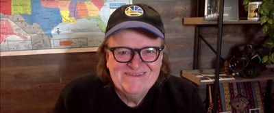 VIDEO: Michael Moore Says It's Time for More Political Parties on THE LATE LATE SHOW