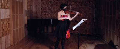 VIDEO: Works & Process Artists Virtual Commissions Presents A DUST IN TIME For Solo Violin By Huang Ruo.