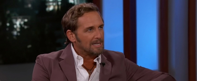 VIDEO: Josh Lucas Talks About Living in Indonesia on JIMMY KIMMEL LIVE!