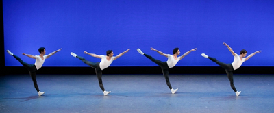 BWW Review: LA BALLET 'BALANCHINE'S BLACK AND WHITE' AND 2020 GALA at The Broad Stage