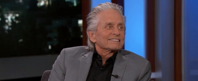 VIDEO: Michael Douglas Talks About His Father on JIMMY KIMMEL LIVE!