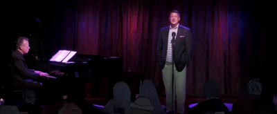 Christopher Sieber's Birdland Concert is Now Available On Demand!
