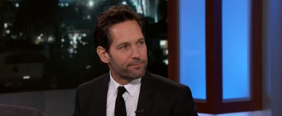 VIDEO: Paul Rudd Talks About Living in New York on JIMMY KIMMEL LIVE!