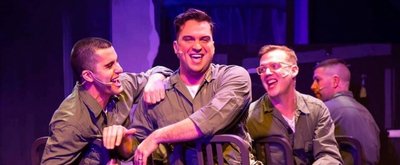 Review: DOGFIGHT at the Eagle Theatre is 'Some Kinda Time'