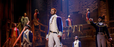 Review: HAMILTON at the Adrienne Arsht Center