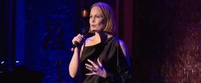 Exclusive: Kate Baldwin Sings 'Back To Before' at Tuesday at 54 Below