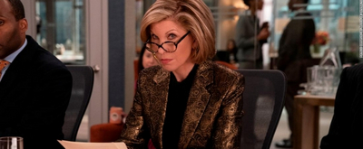 BWW Recap: THE GOOD FIGHT Season Four Opener Asks 'What if Hillary Won?'