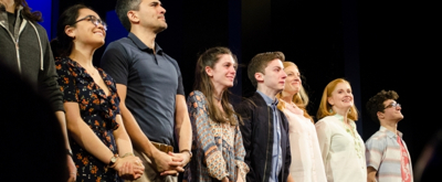 Photo Coverage: Andrew Barth Feldman and Alex Boniello Take Final Bows in DEAR EVAN HANSEN