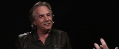 VIDEO: Don Johnson Talks KNIVES OUT on GOOD MORNING AMERICA
